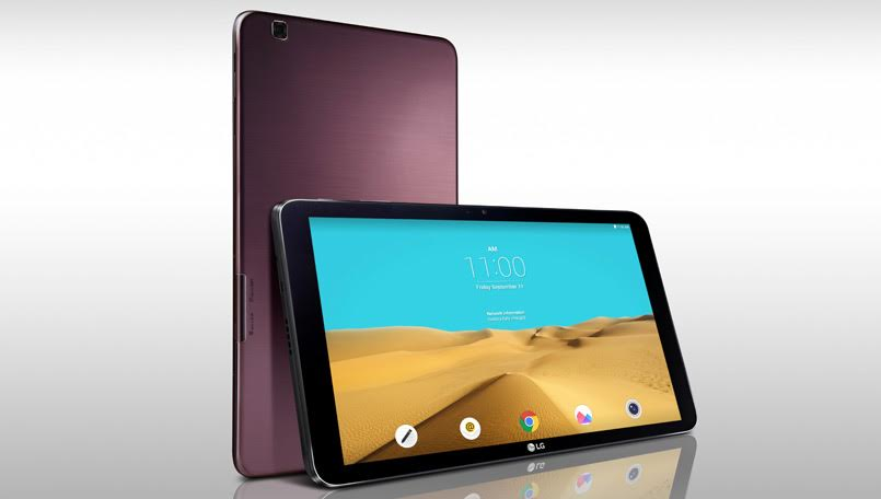 LG G Pad II, a 10.1 inches Tablet with Android 5.1, Snapdragon 800 processor announced