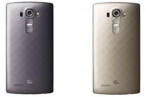 LG G4 Metallic black