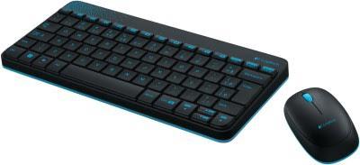Logitech MK 240 Mouse & Wireless Keyboard