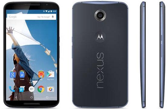 Nexus-6 - Best Android Phones under 20000 Rs - Best Tech Guru