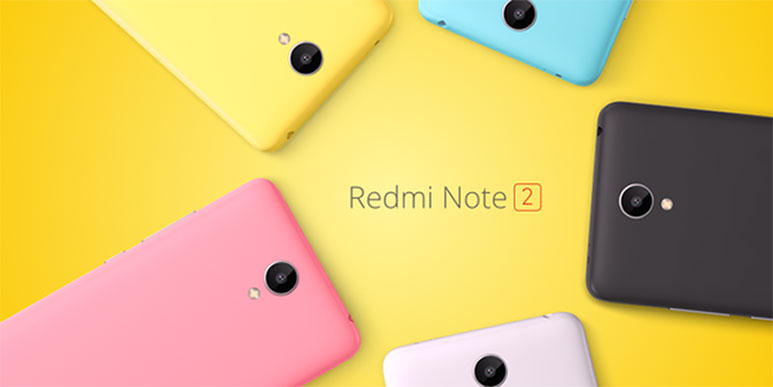 Xiaomi Redmi Note 2, Note 2 Prime & MIUI 7 Launched in China