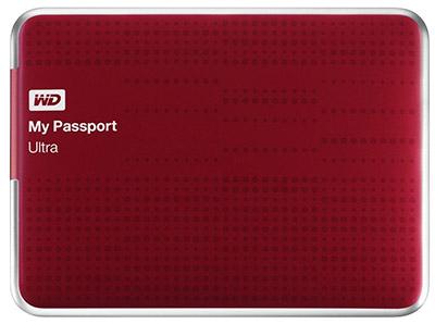 WD Passport Ultra 2TB HDD