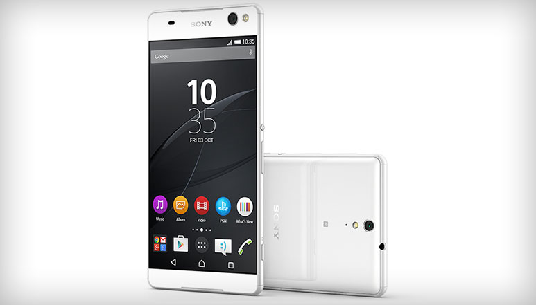 Sony Xperia C5 Ultra Dual with 13 MP front camera launched at Rs 29,990