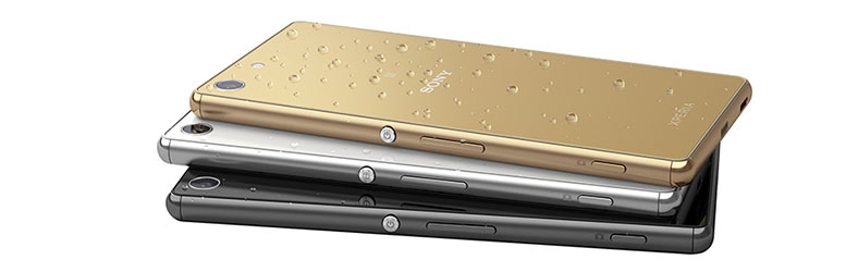 Xperia M5 Water-resistant