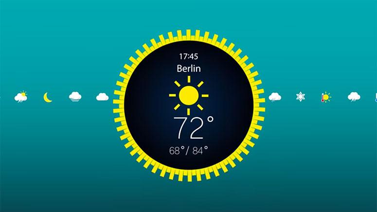 Samsung Gear S2 Smartwatch: New teaser video shows the Tinzen OS