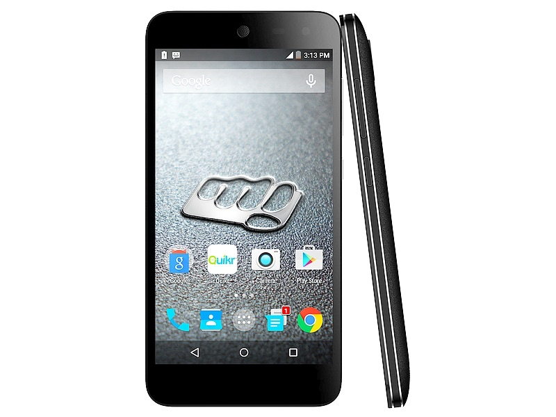Micromax Canvas Nitro 4G with 13 MP rear camera launched at Rs 10,999