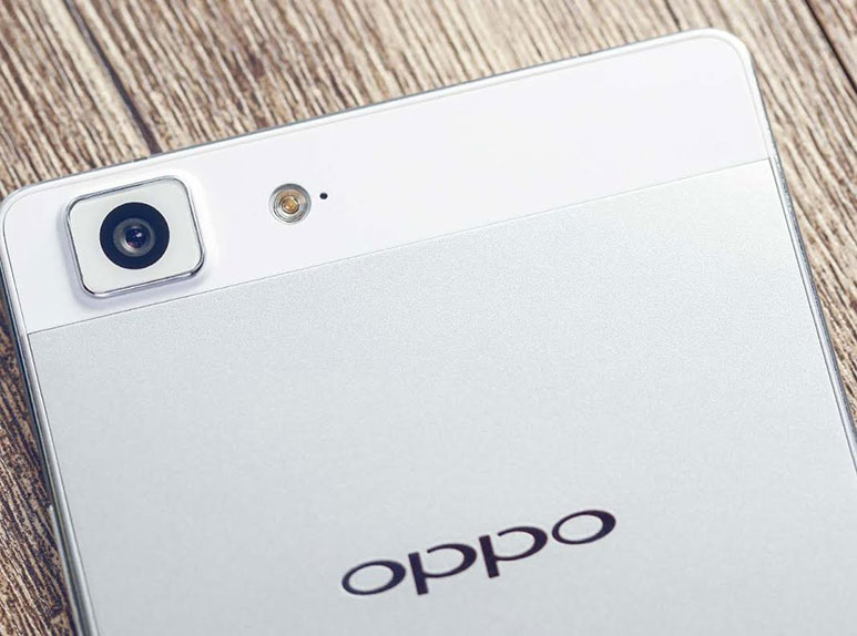 Oppo R5s with 4.85 mm thickness, 13 MP camera & 3 GB RAM Launched
