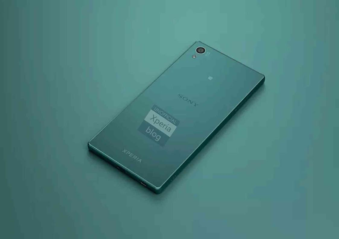 Xperia Z5 Leaked