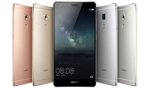 Huawei Mate S - upcoming smartphones in october 2015
