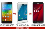 K3-NOTE-VS-YUREKA-PLUS-VS-ZENFONE-2-LASER-BEST-TECH-GURU
