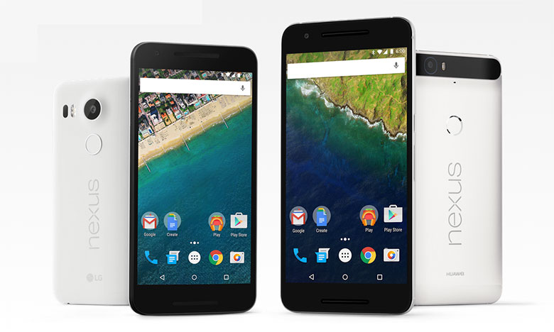 Google's LG Nexus 5X and Huawei Nexus 6P launched: Here are all the details