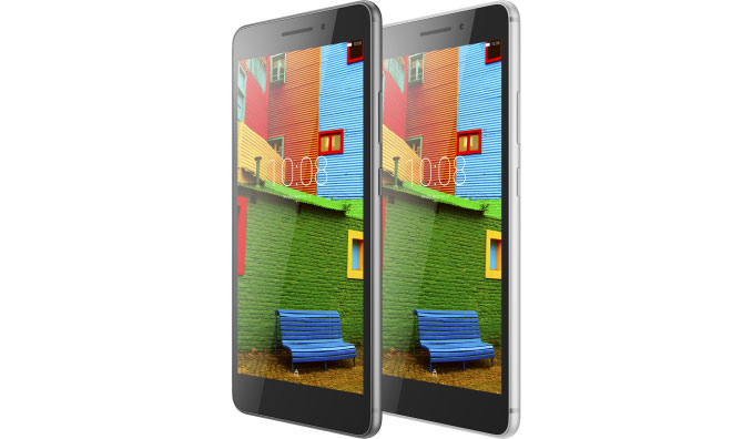 Lenovo announces two new Phablets: Phab with 6.98, Phab Plus with 6.8 inches screen