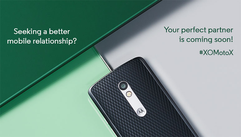 Motorola India teases Moto X Play, launch expected this month