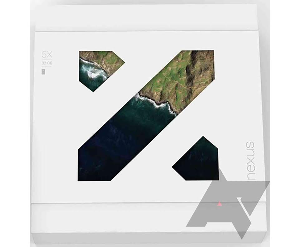 Nexus 5X Leaked Box