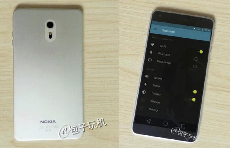 Nokia C1 new images leaked; when is the phone launching by the way?