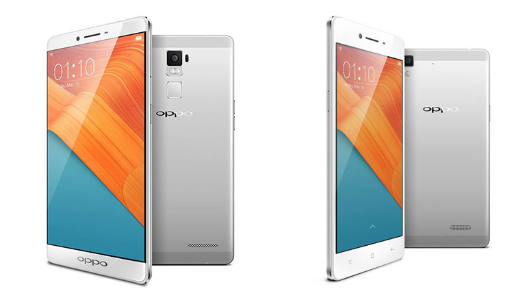 Oppo R7 Lite (5 inch) and R7 Plus (6 inch) with 13 MP Rear cameras launched in India