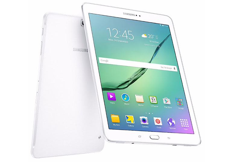 Samsung Galaxy Tab S2 9.7 with Quad HD Display & Fingerprint Sensor launched at Rs 39,990
