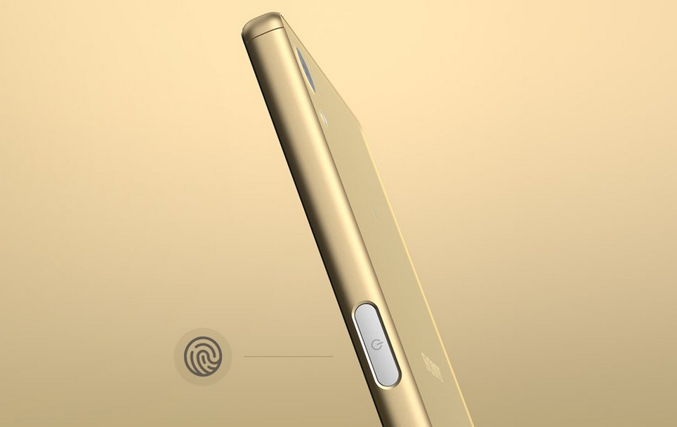 All the three Xperia Z5 phones come with a Fingerprint scanner