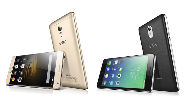 Lenovo launches Vibe P1, Vibe P1m and Vibe S1 smartphones at IFA