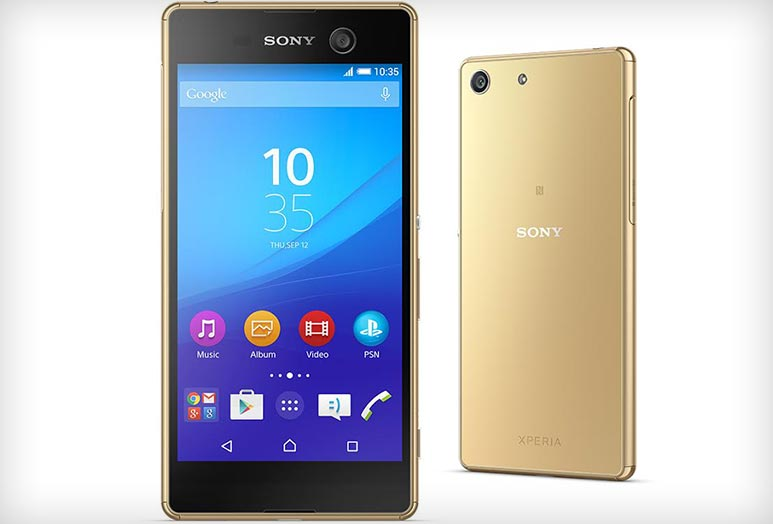 Sony Xperia M5 with 3GB RAM, 21.5MP rear & 13 MP front camera launched at Rs 37,990