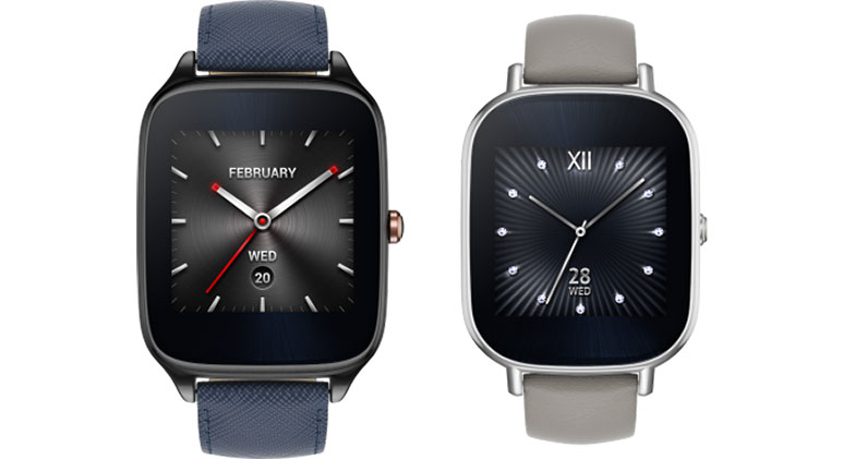 Asus ZenWatch 2 with Snapdragon 400 processor, 512 MB RAM coming in October