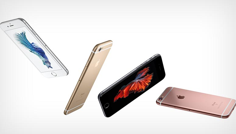 iPhone 6s & 6s Plus with 3D Touch, A9 Chip, 12MP Camera & Live Photos Launched