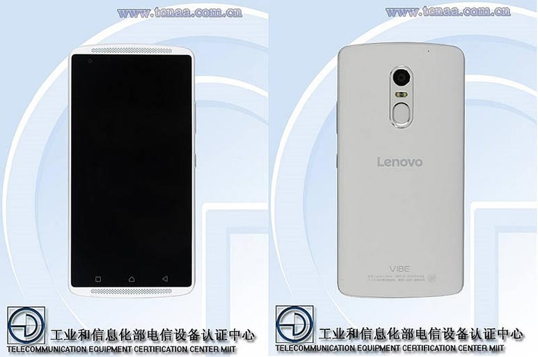 Lenovo Vibe 3X with Snapdragon 808, 3GB RAM, 21MP camera spotted in China