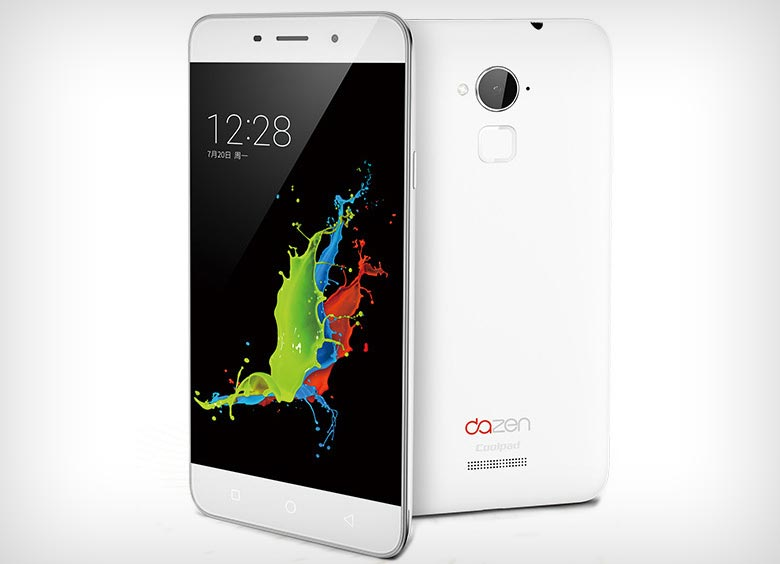 Coolpad Dazen Note 3 India launch expected on October 8, to be Amazon exclusive