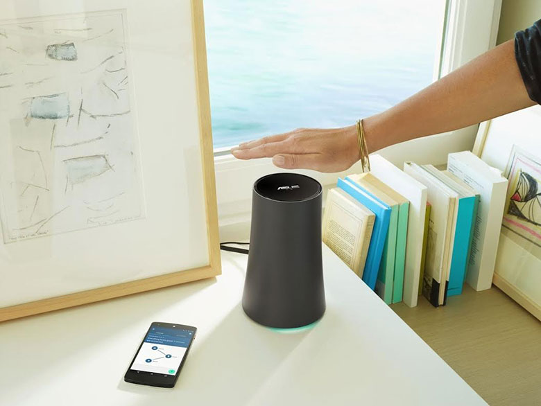 Google with Asus Launches new OnHub Smart Wi-Fi router for $220