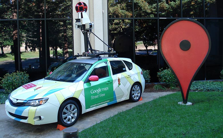 Google acquires Digisfera to enhance the Street View Experience