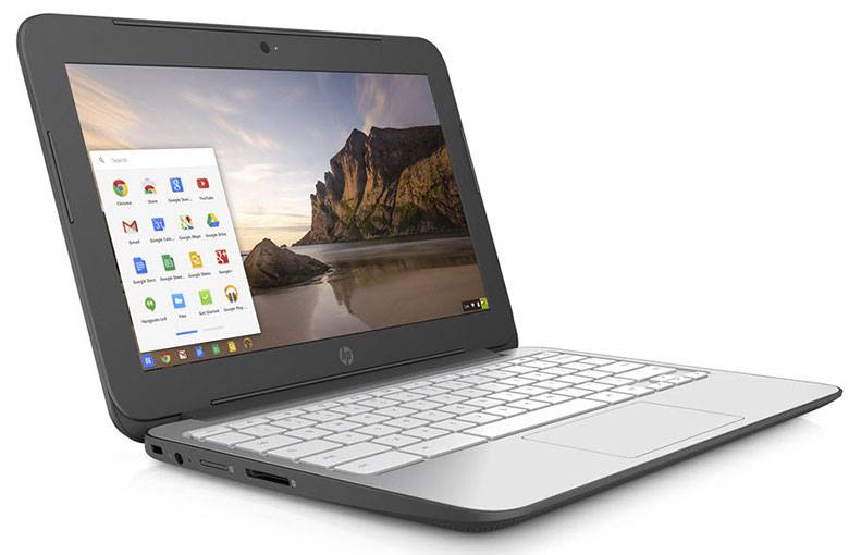HP Chromebook 14 with Intel Celeron Processor & Improved Features Launched