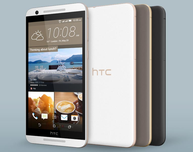 "HTC One E9s with 5.5"" screen & 4 Ultrapixel Selfie camera launched at Rs. 21,142"