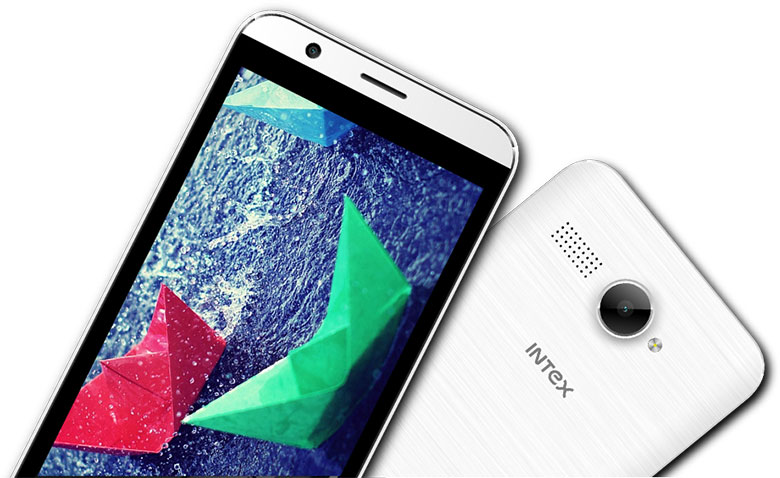 Intex Aqua Young with Android 5.1, 1 GB RAM launched at Rs. 5,090