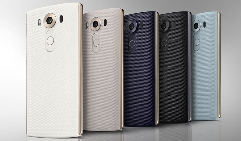 LG V10 with Dual Display, Dual Selfie Camera, 4GB RAM Launched