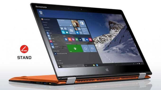 Lenovo Yoga 700 Convertible Laptops running on  Windows 10 Launched