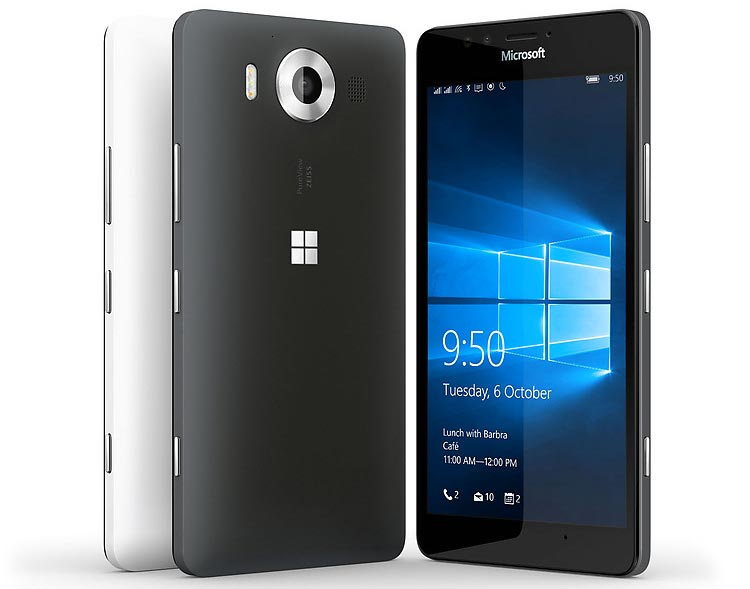 Microsoft Lumia 950 and 950XL launched, 'Coming Soon' in India