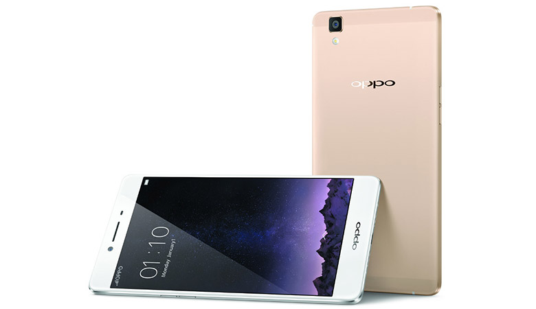 Oppo R7s with 5.5 inches FHD screen, Snapdragon 615 & 4 GB RAM launched