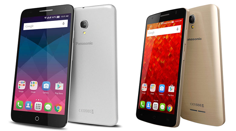 Panasonic P50 Idol at Rs. 6,790 and P65 Flash at Rs. 8,290 launched in India