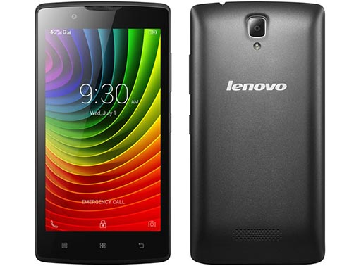 lenovo-a2010 - Best Android Phones under 5000 Rs
