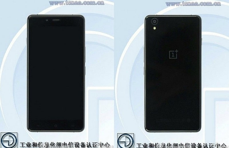OnePlus X spotted on Tenaa; reveals Design