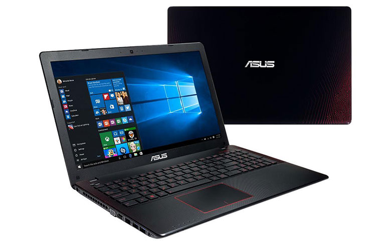 Asus R510JX entry level gaming laptop with Windows 10 launched at Rs. 69,990