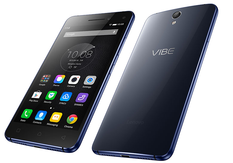 Lenovo Vibe S1 with Dual Selfie Camera and 3 GB RAM launched at Rs. 15,999