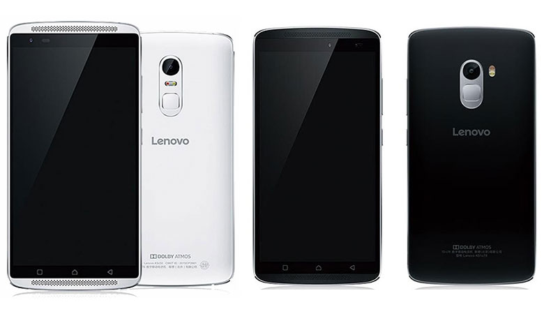 Lenovo Vibe X3 with Snapdragon 808 & 3GB RAM launched