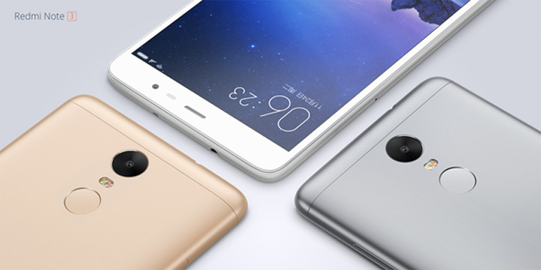 Xiaomi Redmi Note 3 with MediaTek Helio X10, 3GB RAM and Mi Pad 2 launched