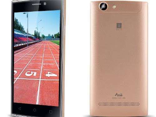 iBall Andi Sprinter 4G with 8MP camera and Universal Remote launched at Rs.7,099