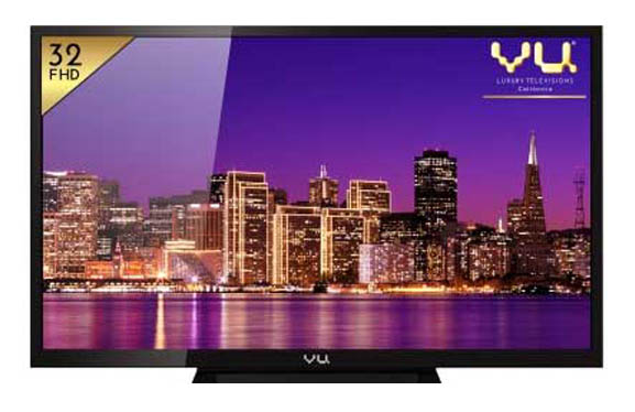 Vu 32D6545 80 cm (32) LED TV- Best LED TV under 20000