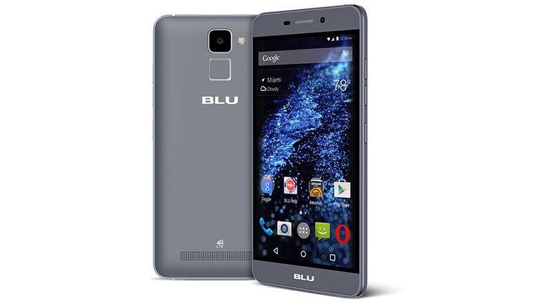 BLU Life Mark with 13MP Camera, Fingerprint sensor launched at Rs. 8,999