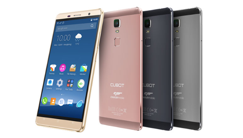 Cubot CheetahPhone with 5.5-inch screen, 3GB RAM launched at MWC 2016