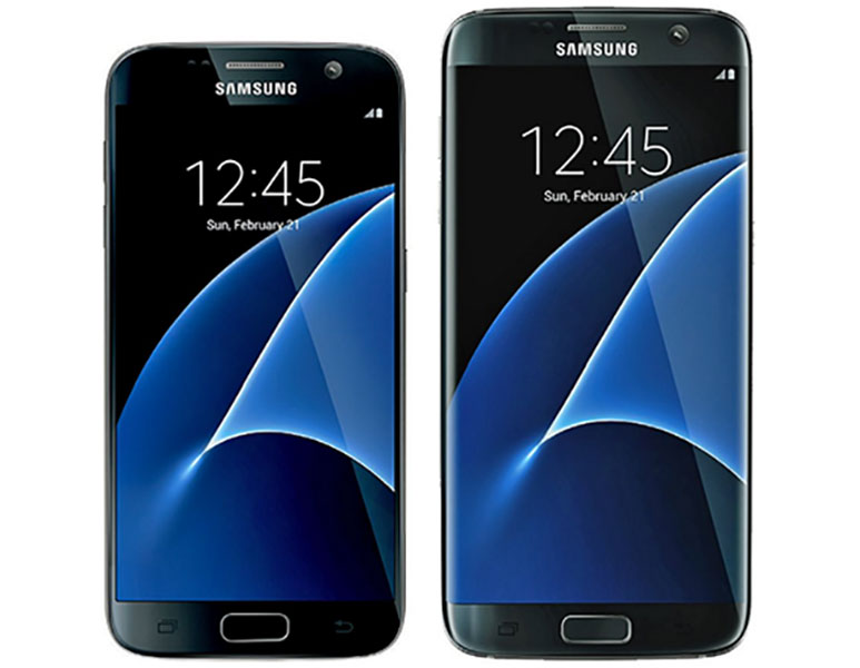 Samsung Galaxy S7 and Galaxy S7 Edge Officially Launched at MWC 2016