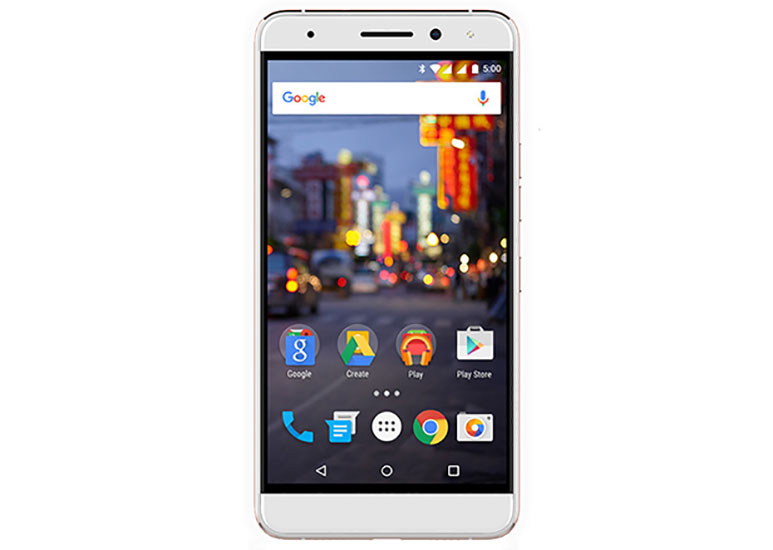 General Mobile GM 5 Plus first High-end Android One phone launched at MWC 2016